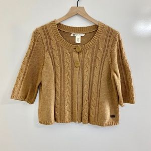 Ruff Hewn Cardigan Sweater Size Medium